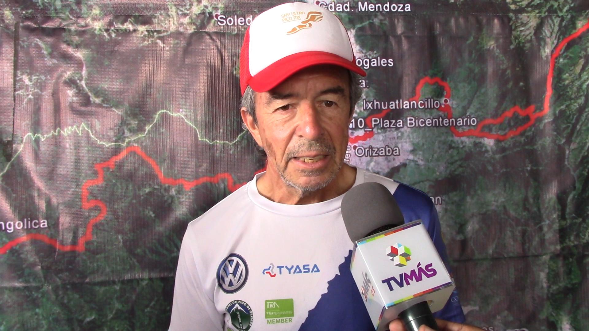 Anuncian dos eventos de ultra maratón en las faldas del Pico de Orizaba