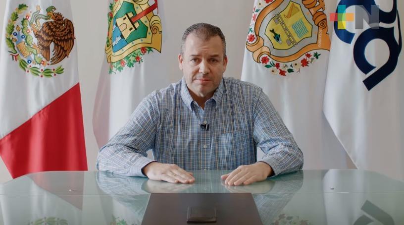 Cortes de circulación seguirán hasta que Boca del Río salga de semáforo rojo: Alonso Morelli