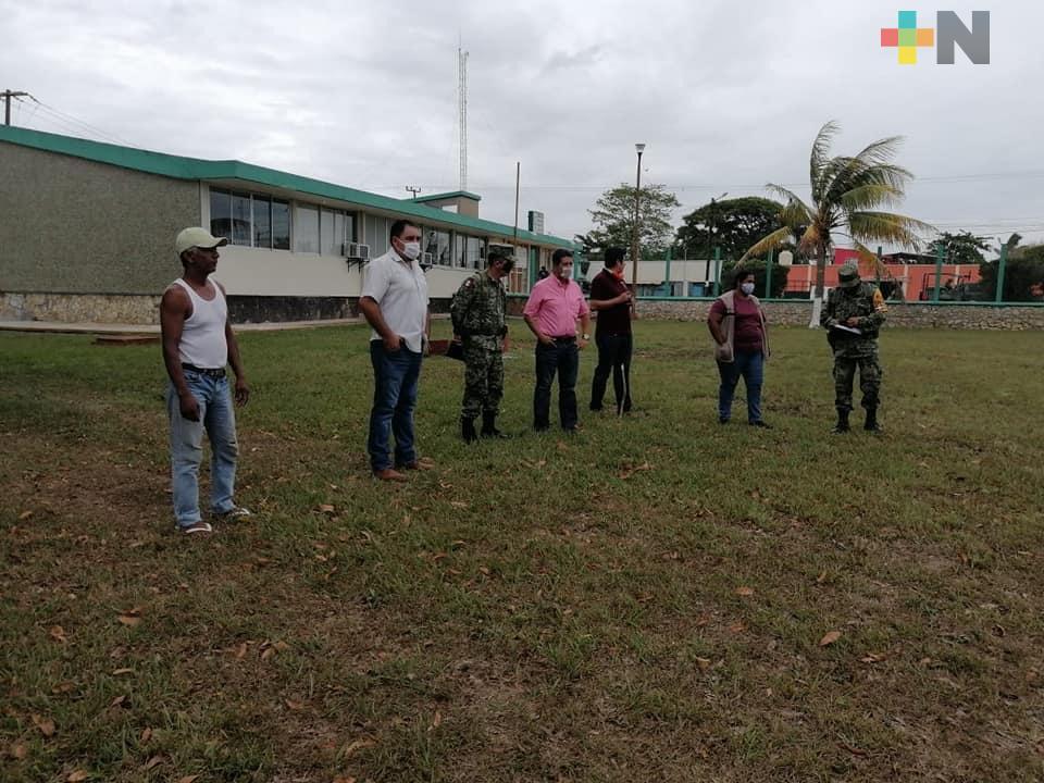 Inicia construcción de Banco del Bienestar en Acula