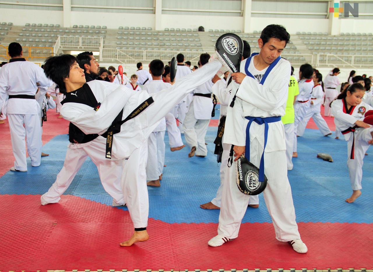 "Taekwondo veracruzano anuncia ""Protocolo de Seguridad Sanitaria"""
