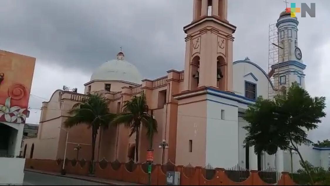 Sismo dañó Basílica Liberiana y Hospital de la Secretaría de Salud