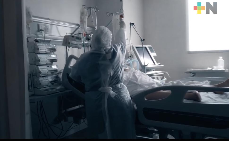 De enfermería, casi la mitad de contagios de COVID-19 entre personal de salud en el país