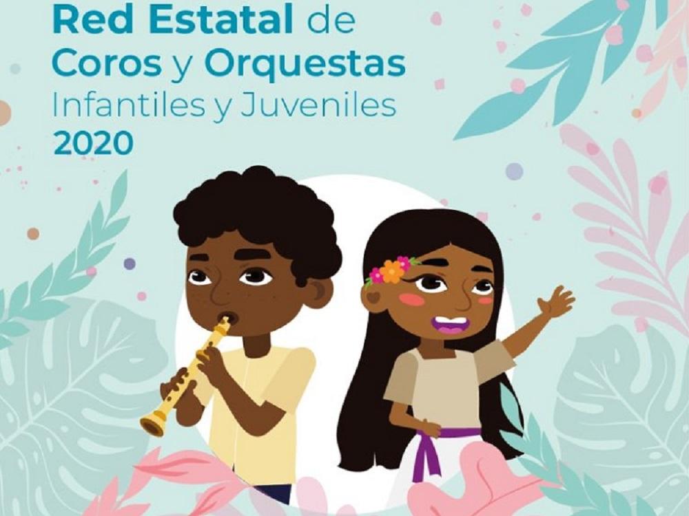 Inicia este sábado el programa Red de Coros y Orquestas Infantiles y Juveniles 2020