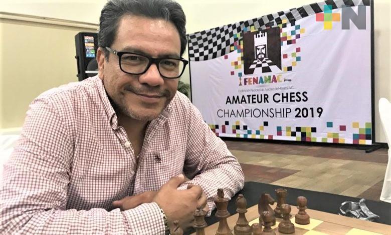 Con los mejores ajedrecistas, logramos el título: Jesús Amezcua