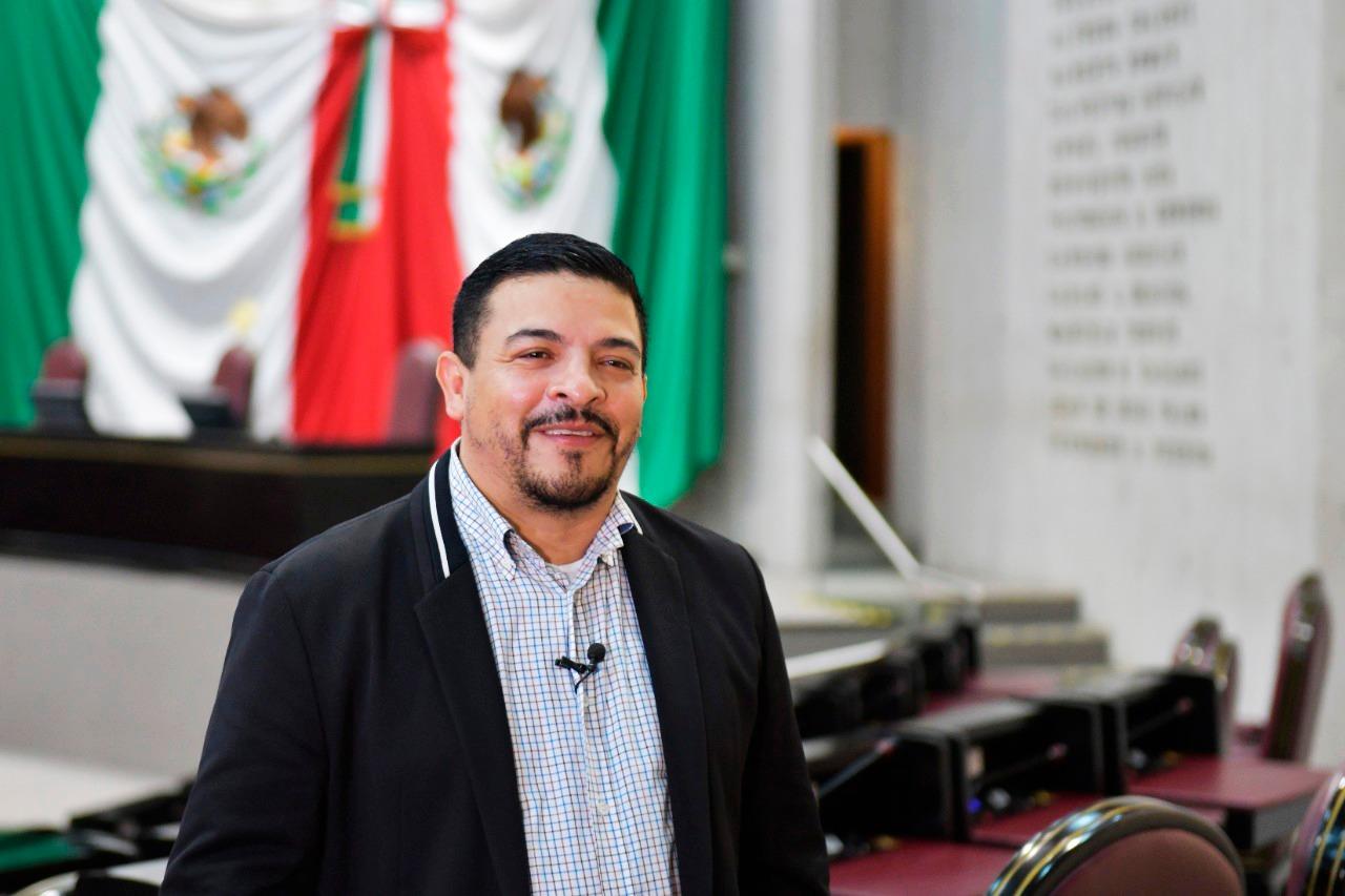 Nunca ha habido dedazo en Congreso del Estado: Juan Javier Gómez