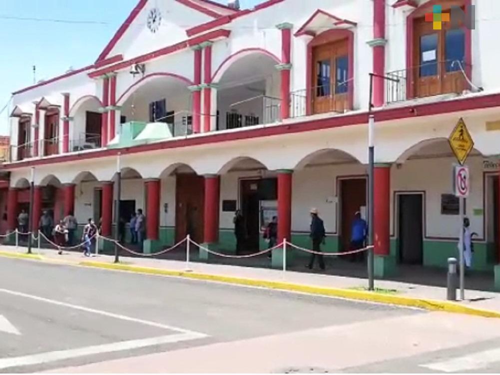 Habrá sanciones para establecimientos que incumplan medidas preventivas en Omealca