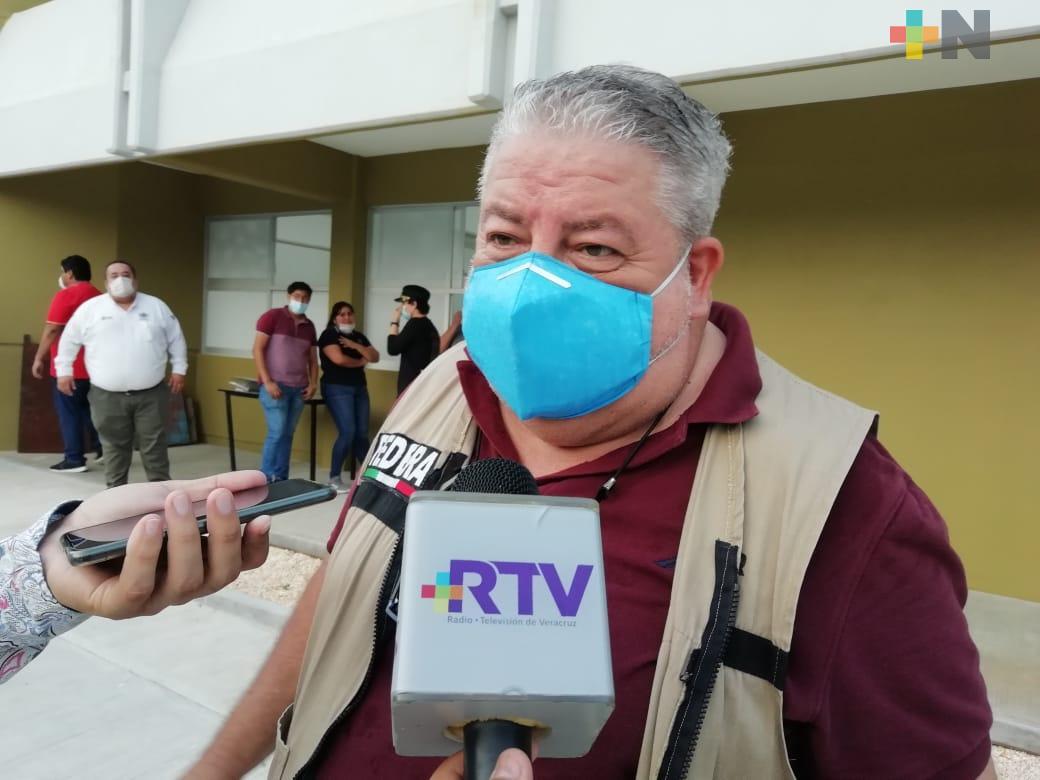 En Veracruz se acabaron empresas, padrones y universidades fantasma: Manuel Huerta