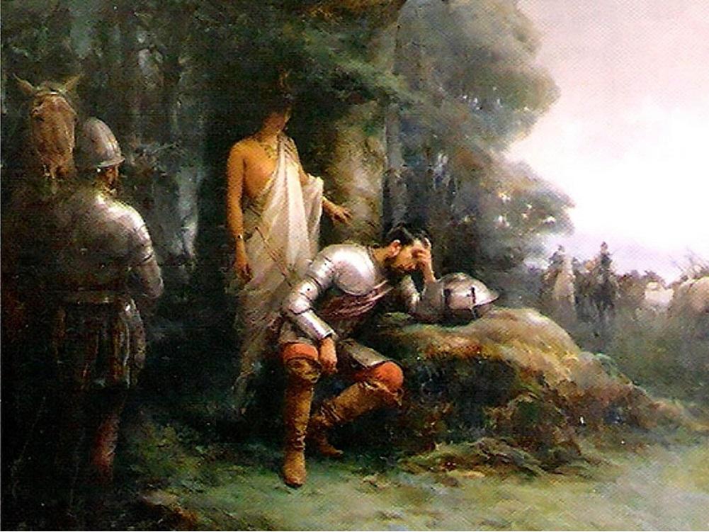 Ni árbol, ni lágrimas: a 500 años de La Noche Triste