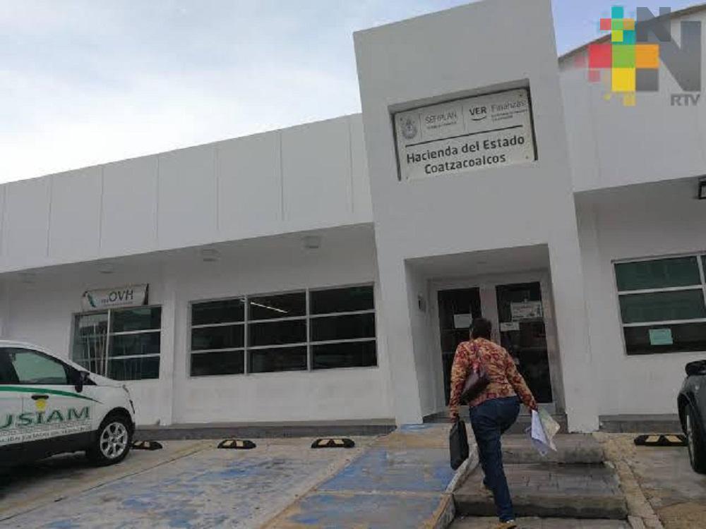 30 de junio, fecha límite para realizar pago de derecho vehicular en Veracruz