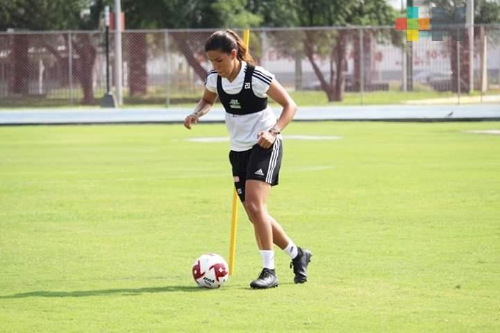 Ofelia Solís ansiosa por volver a jugar
