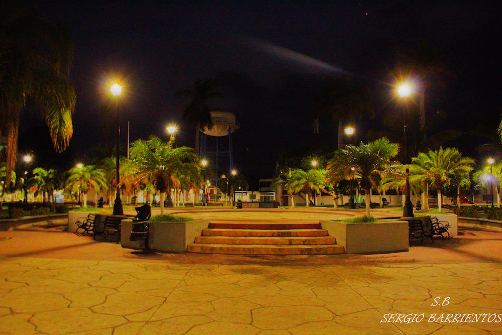 Parque Central Revolución  de Cardel