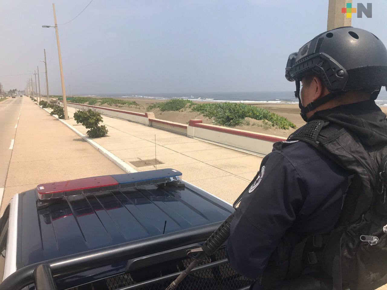 De los 15 delitos catalogados de alto impacto, 14 han disminuido en Veracruz: Ramos Niembro