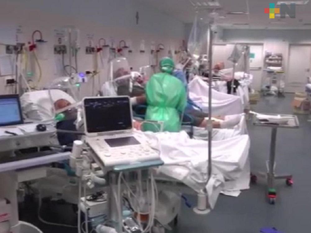 Personal de Enfermería del IMSS, el más contagiados de COVID-19