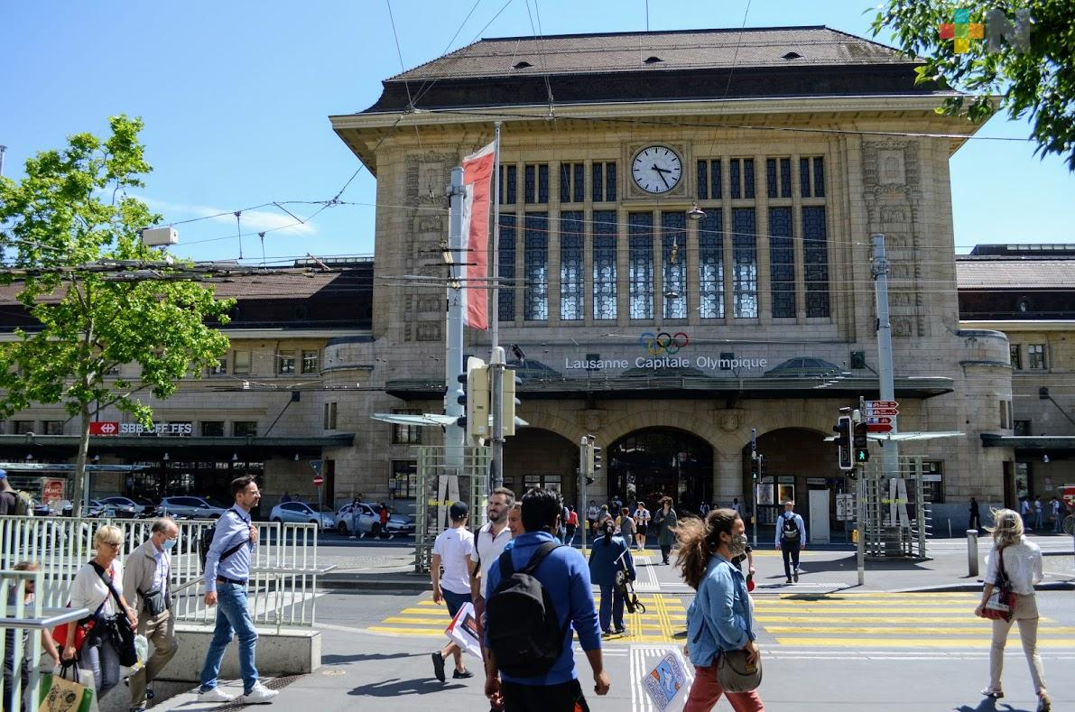 """Cómo se vive la """"nueva normalidad"""" en Suiza, narra veracruzana"""