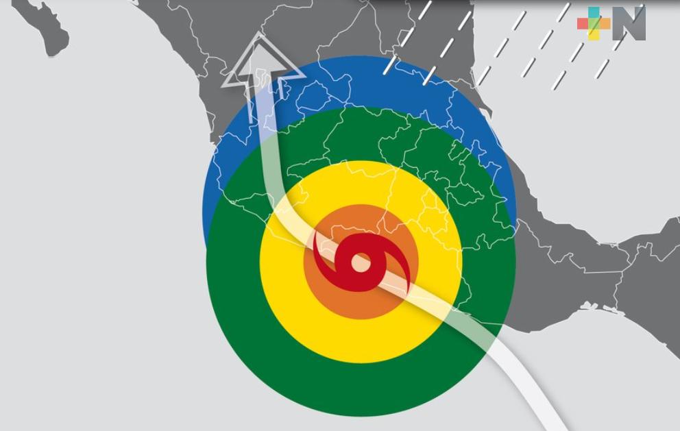 Coordina PC trabajos de prevención en zona sur por posibles afectaciones de la tormenta tropical Cristóbal