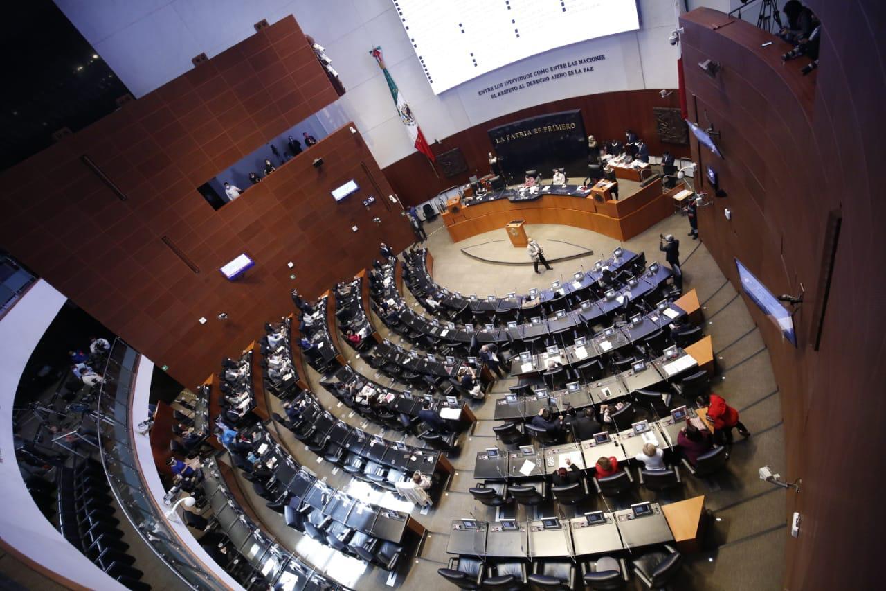 Senado aprobó la reforma a la Ley de la Industria Eléctrica