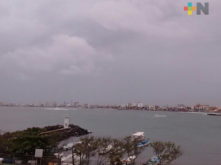 SPC estatal informó sobre efectos que tendría la tormenta tropical Cristóbal en Veracruz-Boca del Río