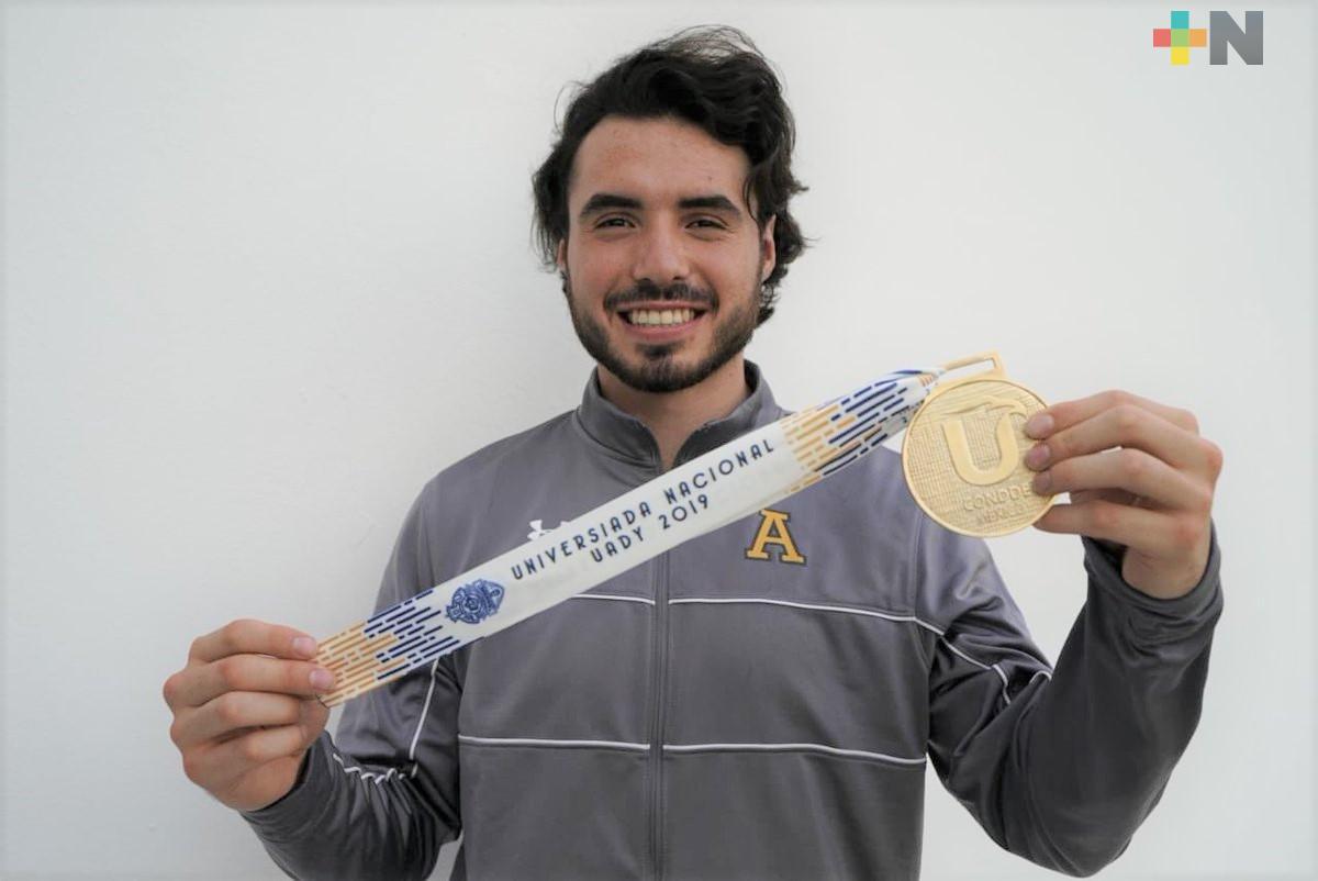 Andrés Beceiro en pausa, analiza regresar al taekwondo