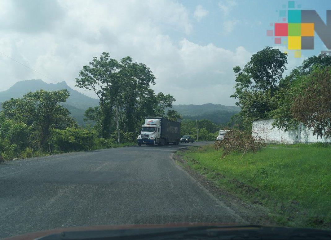 Necesario pavimentar la carretera Misantla-Martínez
