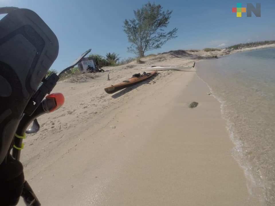 Vigilarán las playas cercanas al Sistema Arrecifal Veracruzano