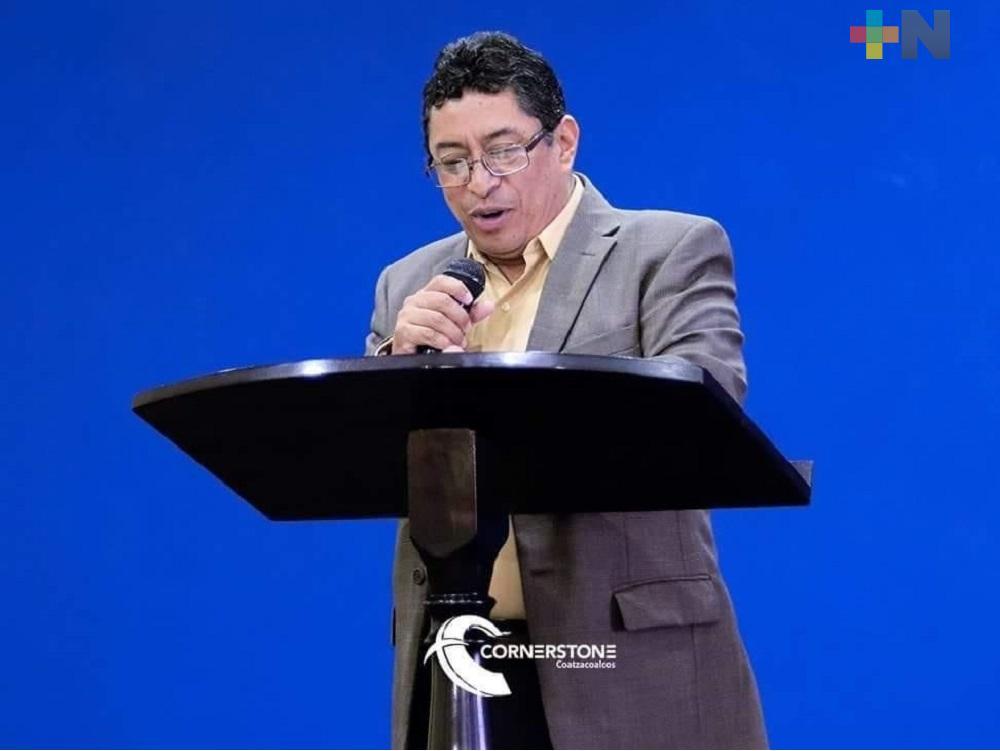 Iglesias cristianas de Coatzacoalcos adheridas a la AMECC, seguirán respetando medidas de sanidad