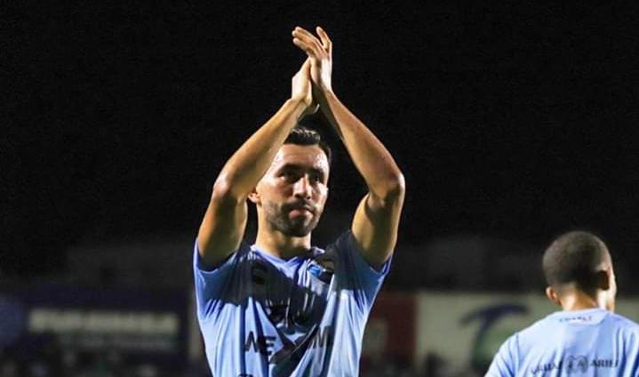 Eder Cruz espera volver a jugar en Liga MX