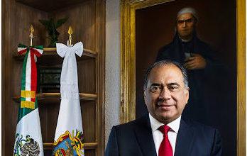 Gobernador de Guerrero da positivo por COVID-19