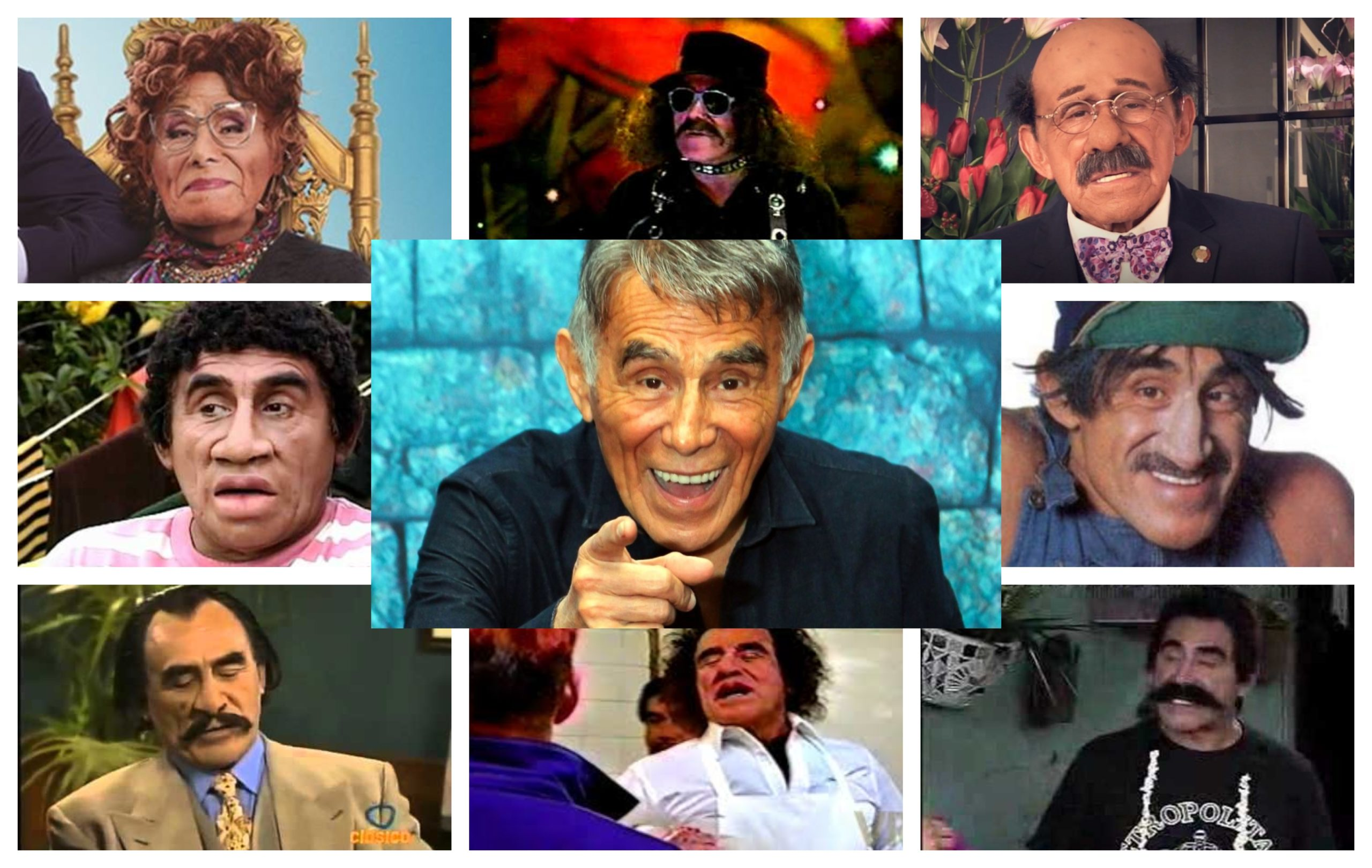 Falleció el comediante mexicano Héctor Suárez