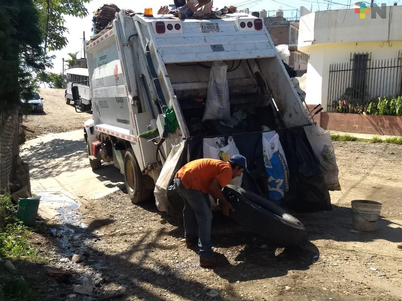 Ayuntamiento de Xalapa mantiene acciones para disminuir contagios de COVID-19 y dengue