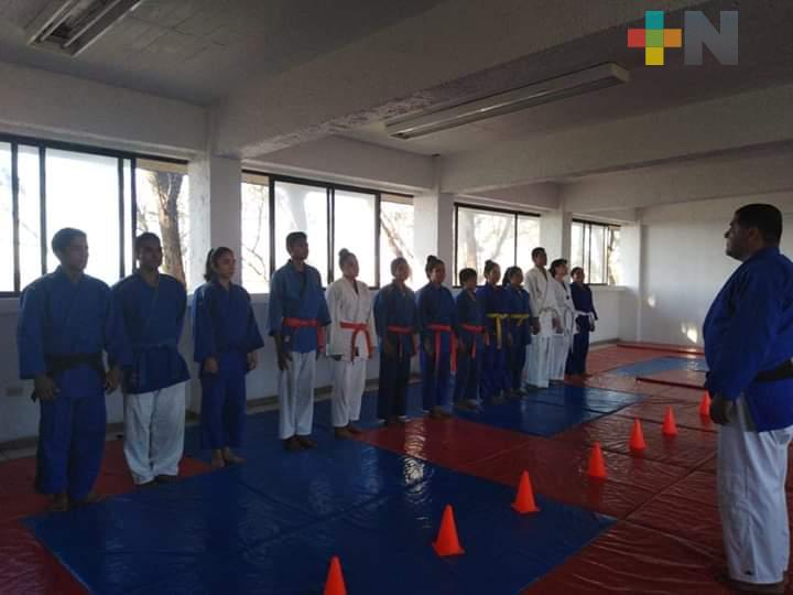 Judocas tendrán protocolo en la nueva normalidad