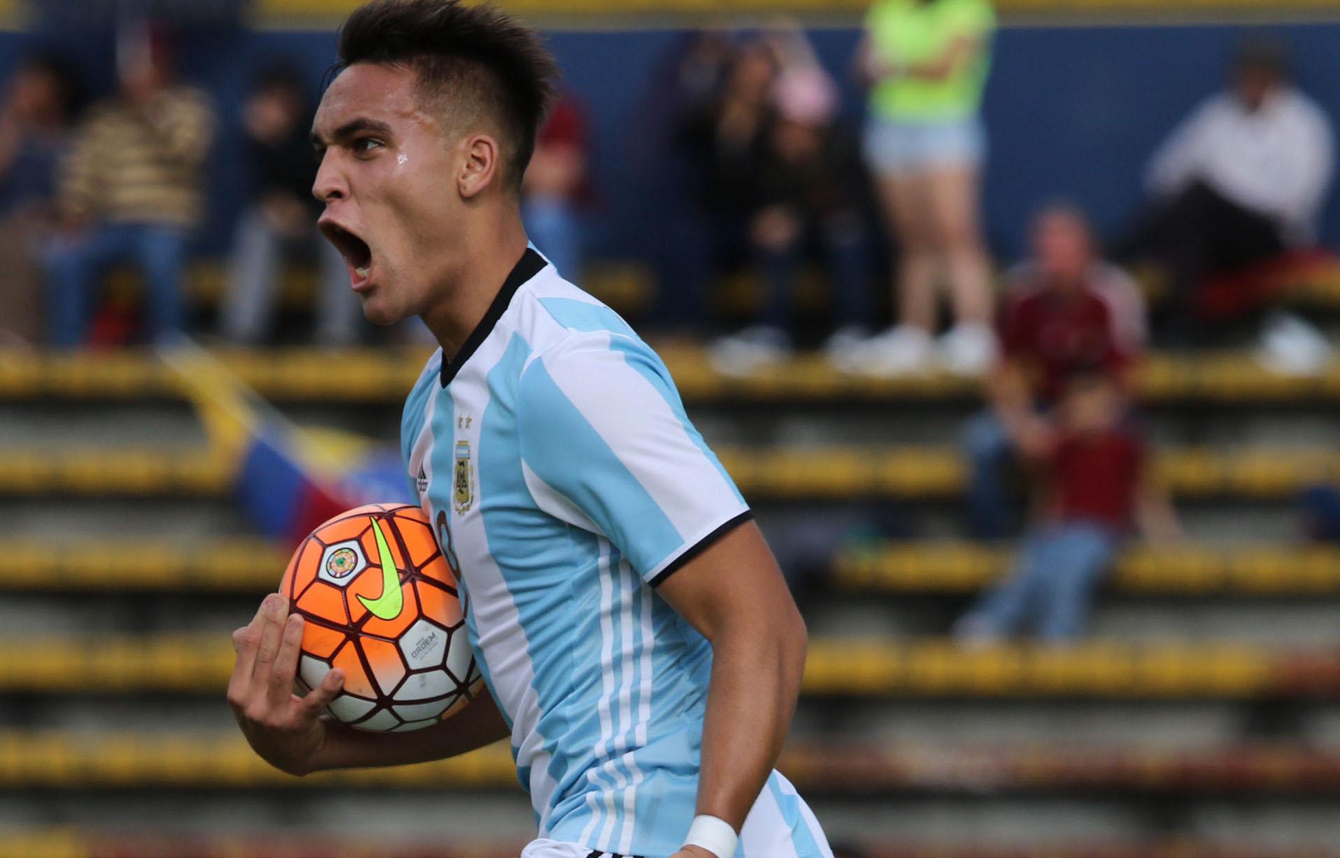 Lautaro puede jugar con Messi y ser el mejor delantero del mundo: Milito