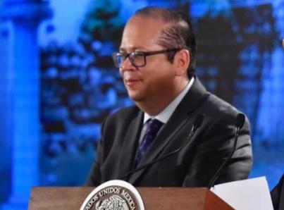 AMLO propone a Ricardo Rodríguez como procurador para la Defensa del Contribuyente