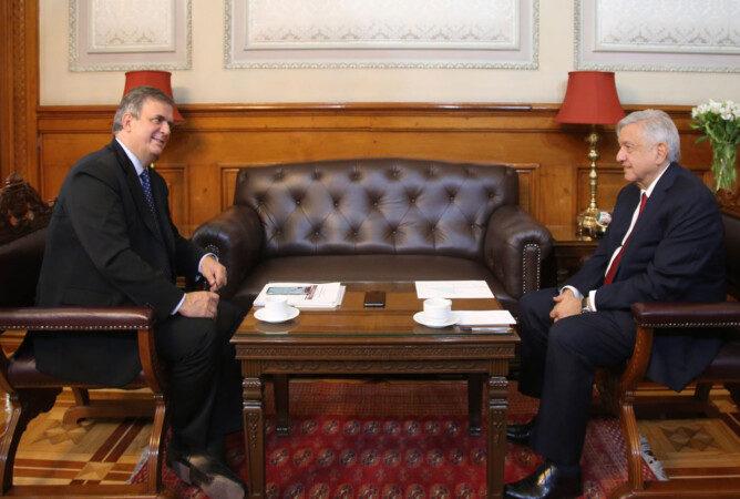 AMLO conversa con primer ministro de Canadá sobre T-MEC; destaca buena relación entre México y Canadá