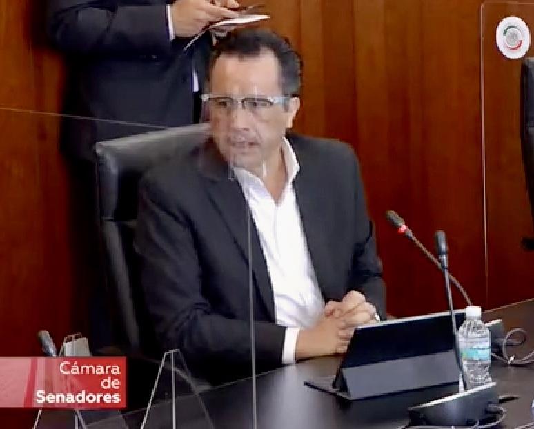 Asistió Cuitláhuac García a la presentación del Código Nacional de Procedimientos Penales