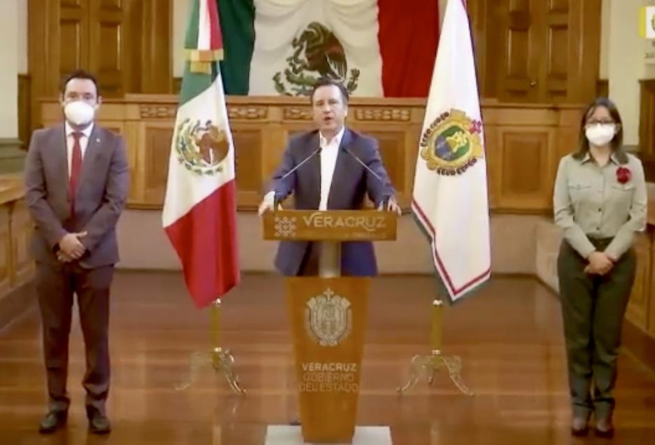 Cubrirá Gobierno de Veracruz, adeudos que tenía con el SAT: Cuitláhuac García