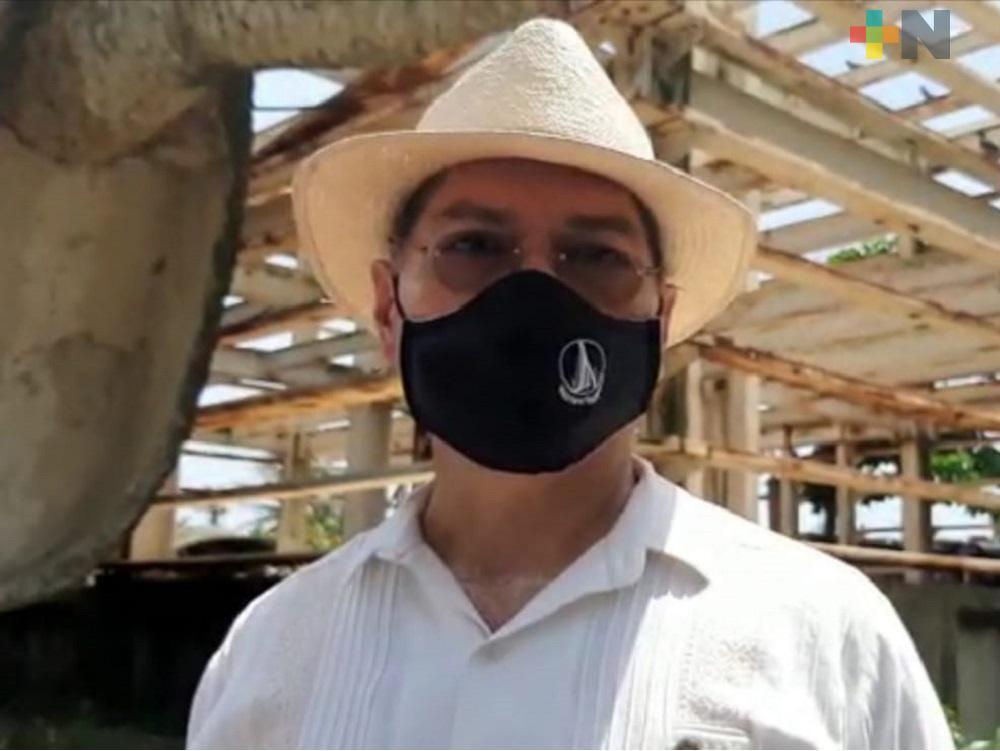 Alcalde de Coatzacoalcos insiste a población seguir medidas sanitarias para evitar coronavirus