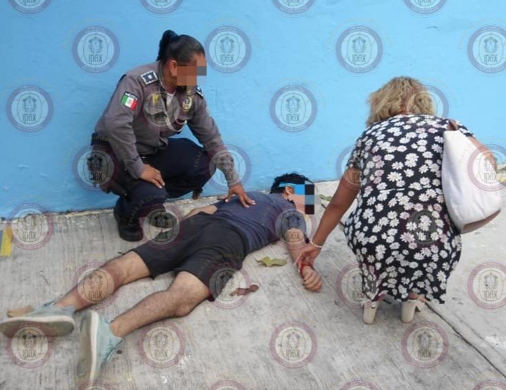 Detiene IPAX a presunto ladrón, en Boca del Río