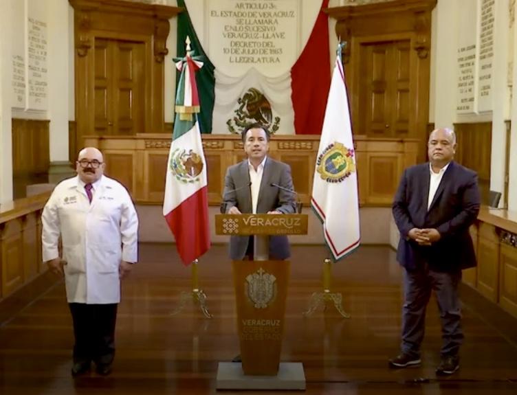 Por contingencia sanitaria se distribuirán 276 mdp a municipios: Cuitláhuac García
