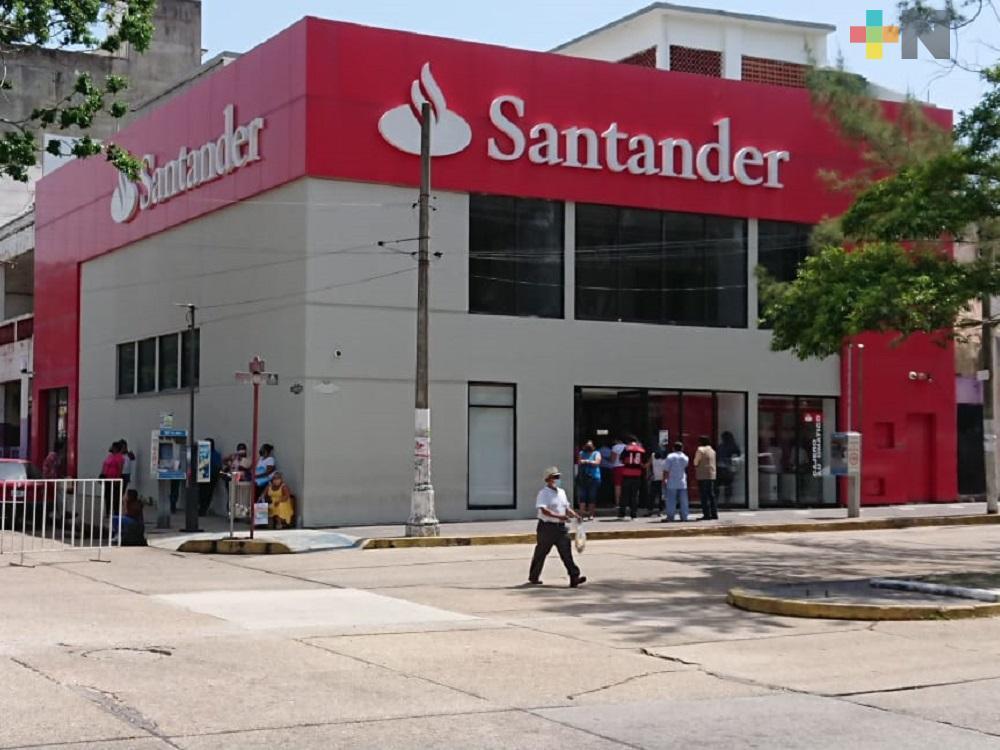 Para evitar aglomeraciones, se deben abrir todas las sucursales bancarias: CCE Coatzacoalcos
