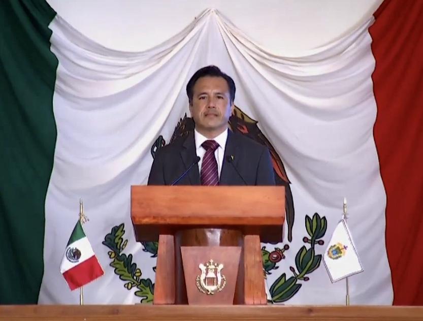 """""""A donde otros fueron a comprar votos, nosotros fuimos a hacer obra"""": Cuitláhuac García"""