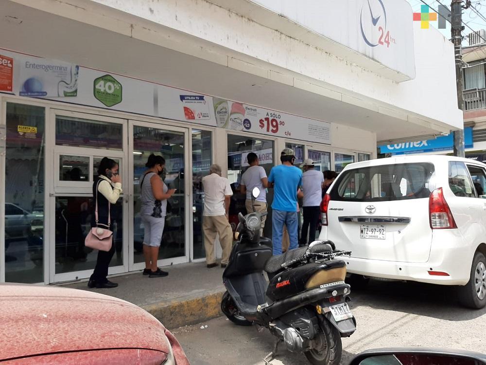 84 nuevos contagios y 14 decesos registra el Estado de Veracruz por COVID-19