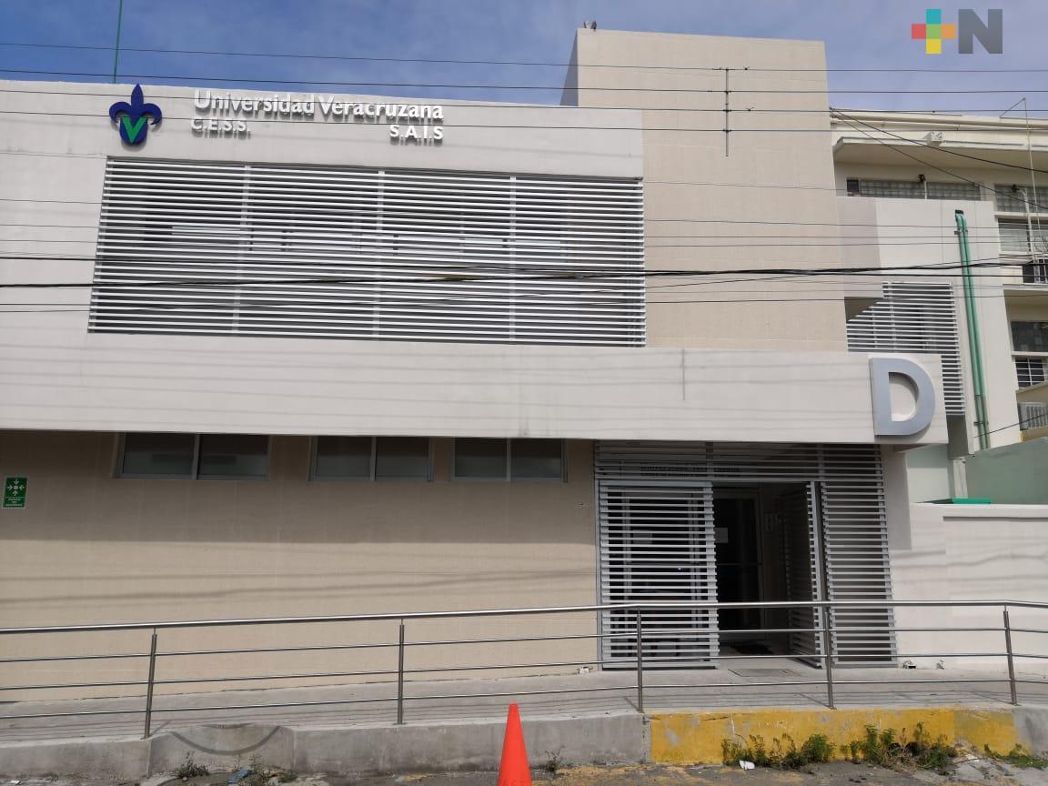 La UV inició pruebas para detectar el coronavirus, en la zona conurbada Veracruz-BR