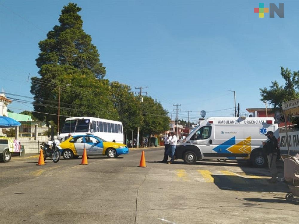 El fin de semana se limitará la movilidad ciudadana en 12 municipios, anunció el gobernador de Veracruz