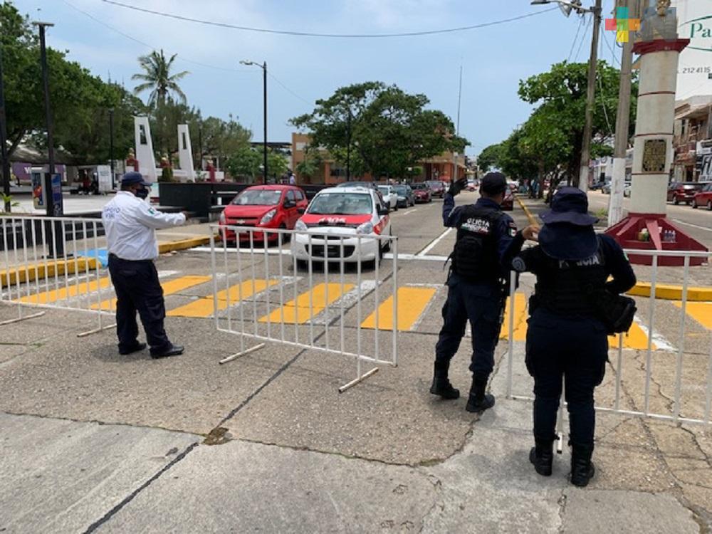 Cierre de calles en Coatzacoalcos, afectará a negocios sin problemas de tránsito: Canaco