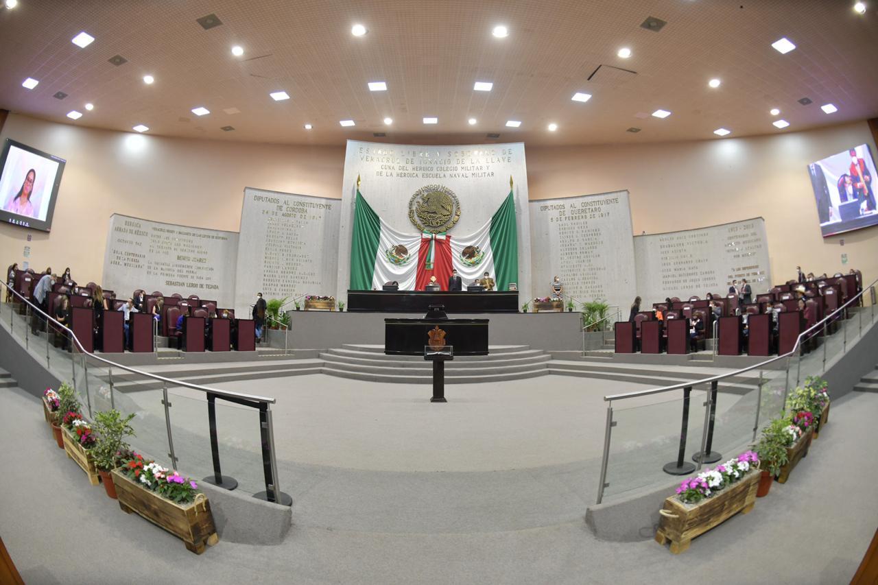 Auditará Congreso del Estado a 46 entes municipales; entre ellos al ayuntamiento de Veracruz