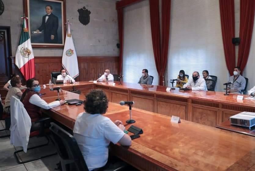 Por riesgo máximo de contagio, decreta Cuitláhuac García medidas sanitarias del 15 al 31 de julio