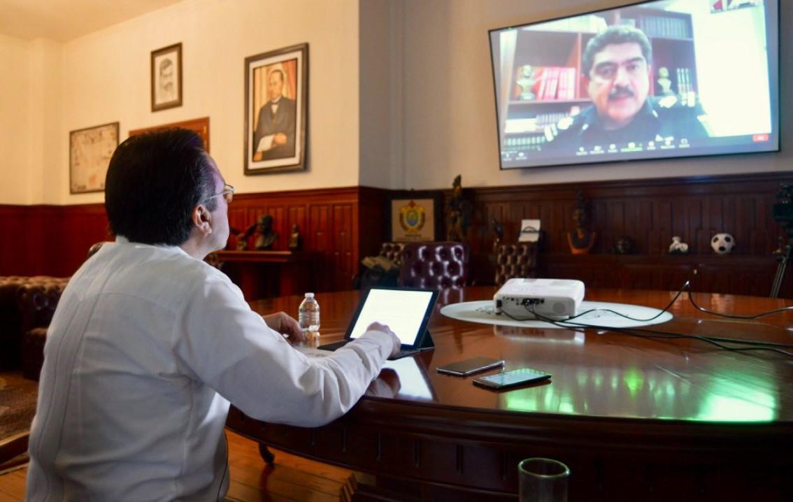 Jóvenes veracruzanos se podrán integrar al Servicio de Protección Federal: Cuitláhuac García