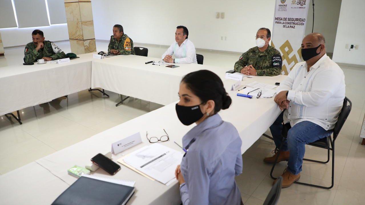 Operativos de seguridad en la zona sur continuarán: Cuitláhuac García