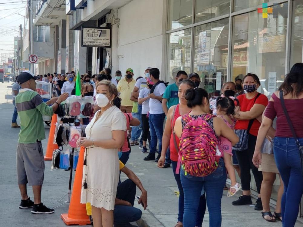 Acumula el Estado de Veracruz 22,517 casos positivos a COVID-19