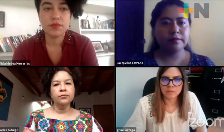 Ahora más que nunca es necesario replantear la educación de género: Grisel Ortega